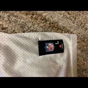 NFL Tops - Kids size large NFL official Flacco jersey